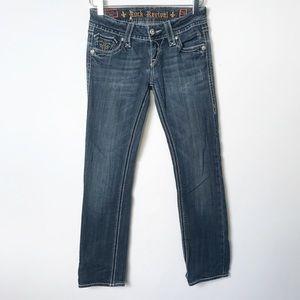 Rock Revival   Debbie Straight Leg Jeans